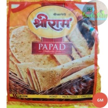 Shree Ram Papad, 200gm