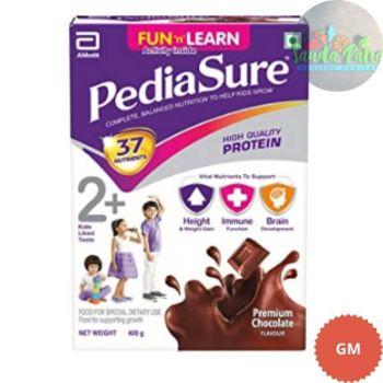 PediaSure Premium Chocolate Nutrition Drink, 400gm