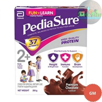 PediaSure Premium Chocolate Nutrition Drink, 200gm
