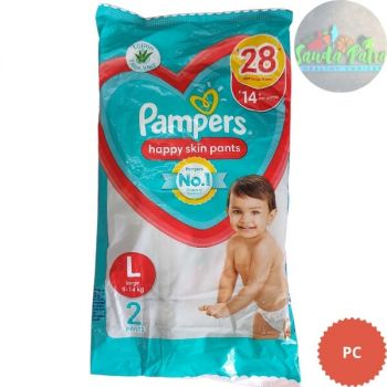 Pampers Pants L , 2S