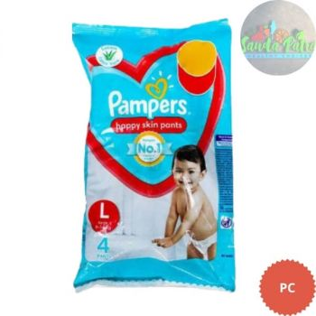 Pampers Pants L , 4S