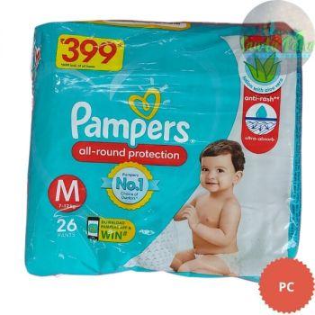 Pampers Pants M , 26Pants
