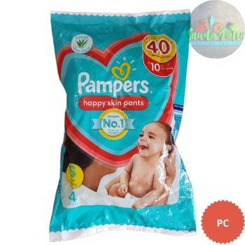 Pampers Pants S , 4S
