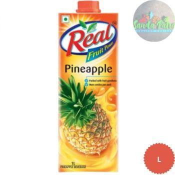 Dabur Real Pineapple Juice, 1ltr