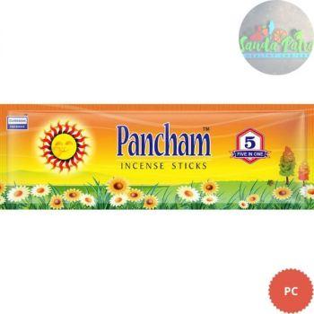 Darshan Pancham Incense Sticks, Value Pack