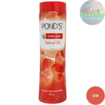 Ponds Starlight Perfumed Talc, 100gm