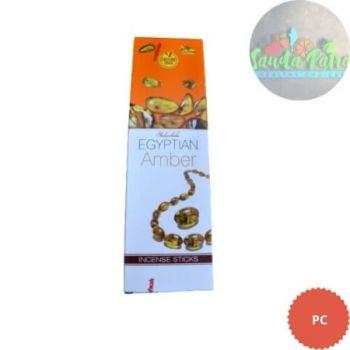 Shakuntala Egyptian Amber Incense Sticks