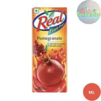Dabur Real Pomegrante Juice, 200ml