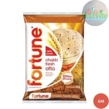 Fortune Chakki Fresh Atta, 5kg