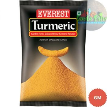 Everest Turmeric Powder, 500gm