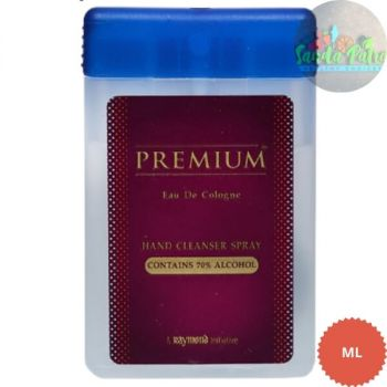 Raymond Premium Eau de cologne Hand Cleanser Spray, 18ml