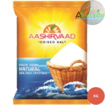 Aashirvaad Iodized Salt, 1kg