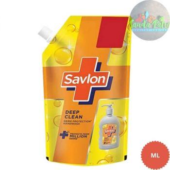 Savlon Deep Clean Germ Protection Handwash Refill, 725ml