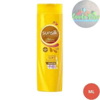 Sunsilk Nourshing Soft & Smooth Shampoo, 180ml