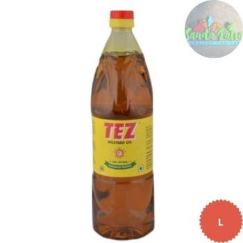 Tez Mustard Oil, 1L Bottle