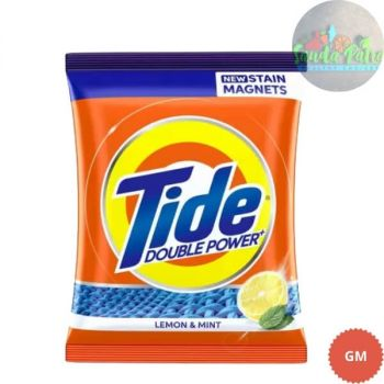Tide Double Power Lemon & Mint With Stain Magnets, 1kg