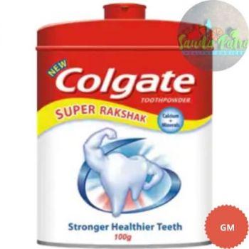 Colgate Toothpowder Supar Rakshak, 200gm