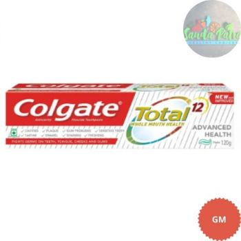 Colgate Total Advanced Health Anticavity Toothpaste, 120gm