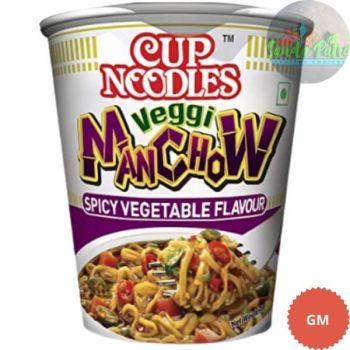Nissin Cup Noodles Veggi Manchao, 70gm