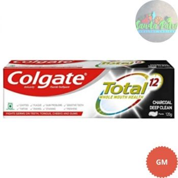 Colgate Total Charcoal Toothpaste, 120gm