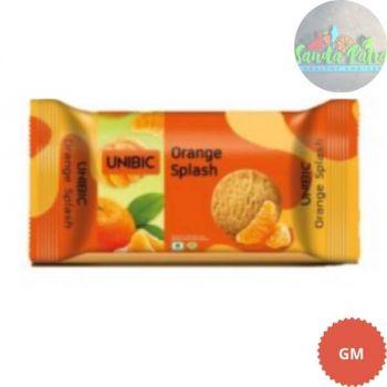 Unibic Orange splash, 60gm