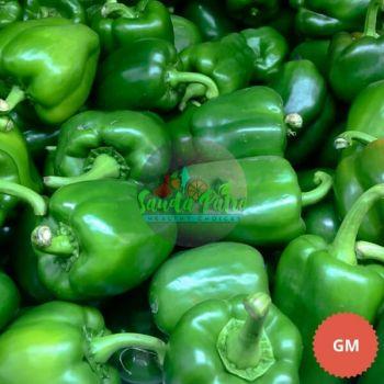 Green Capsicum, 500gm