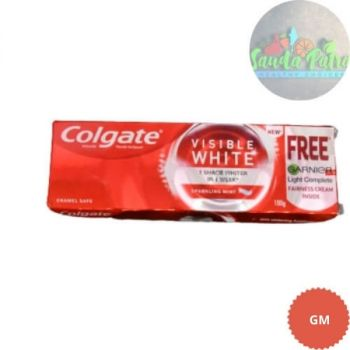 Colgate Visible White, Teeth Whitening Toothpaste, 100gm
