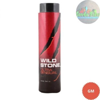 Wild Stone Ultra sensual Talc, 50g