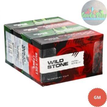 Wild Stone Soap combo(3+1) Soap, 125g